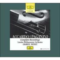 Accardo Plays Paganini | Complete Recordings (6CD)