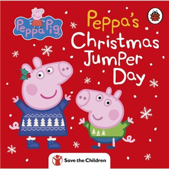 Peppa pig: peppa's christmas jumper