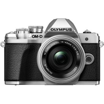 Olympus OM-D E-M10 Mark III + M.Zuiko Digital ED 14-42mm f/3.5-5.6 EZ - Prateado