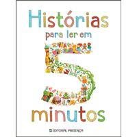 Histórias para Ler em Cinco Minutos