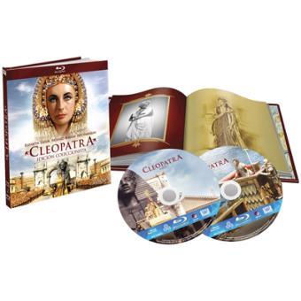 Cleopatra (Blu-ray + Livro)