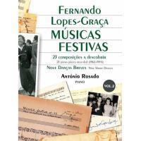 Lopes-Graça | Músicas Festivas Vol.2