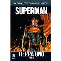 Superman tierra uno 2-novelas grafi
