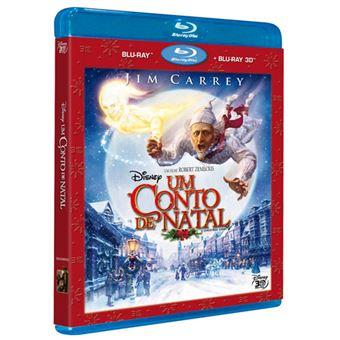 Um Conto de Natal - Blu-ray