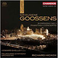 Phantasy Concerto/sym.no.