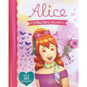 Alice: O Meu Diário Secreto