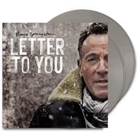 Letter to You - 2LP Grey Vinil
