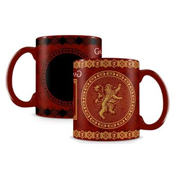 Caneca Termosensível Game of Thrones: Lannister