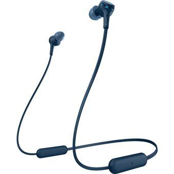 Auriculares Bluetooth Sony WI-XB400 EXTRA BASS - Azul