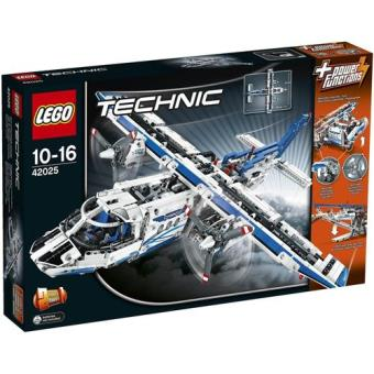 Avião de Carga (LEGO Technic 42025)