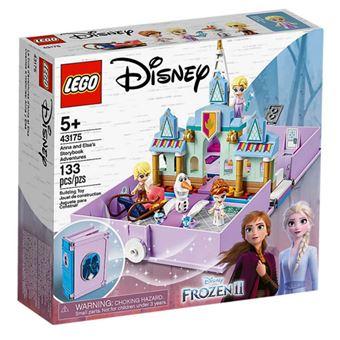 LEGO Disney Princess 43175 Aventuras do Livro de Contos da Anna e da Elsa