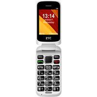 Telemóvel Senior ZTC C230 - Branco