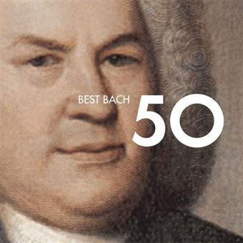 50 Best Bach - 3CD