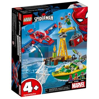 LEGO Marvel Super Heroes 76134 Spider-Man: O Assalto aos Diamantes de Doc Ock