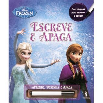 Frozen - Escreve e Apaga