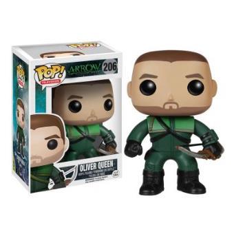 Funko Pop TV Arrow Oliver Queen 'the Green Arrow' - 206