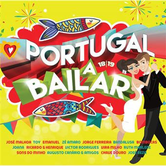 Portugal a Bailar 18-19 - CD