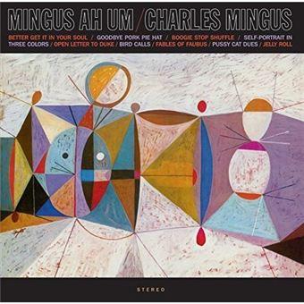 Mingus Ah Um - CD