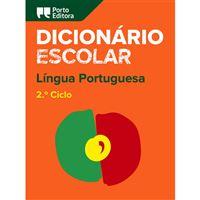 Dicionário Escolar da Língua Portuguesa - 2ª Ciclo