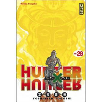 Hunter X Hunter Vol 29