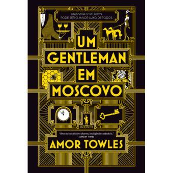 Um Gentleman em Moscovo