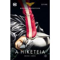 Mulher-Maravilha - Livro 3: A Hiketeia