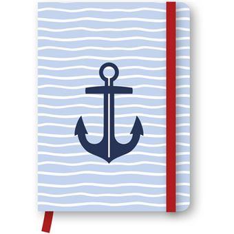 Caderno Liso e Pontilhado TeNeues Anchor A5