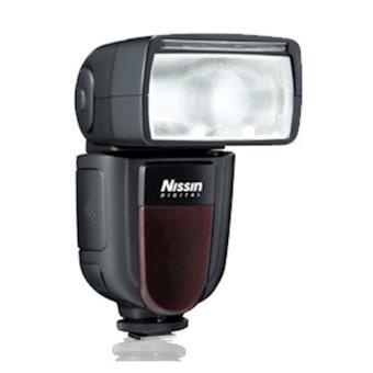Nissin Di700A Canon Slave flash Preto