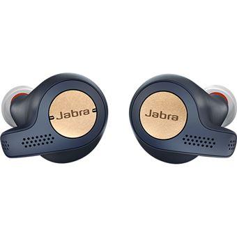 Auriculares Bluetooth True Wireless Jabra Elite Active 65t - Copper Blue