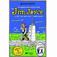 As Sensacionais Aventuras de Jim Joyce: O Ás dos Detetives Americanos