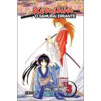 Kenshin: O Samurai Errante - Livro 3: Uma Razão Para Agir