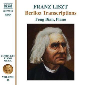 Liszt-Berlioz Transcripitons