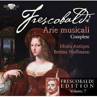 FRESCOBALDI-ARIE MUSICALI (2CD)
