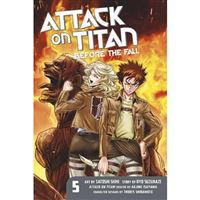 Attack on Titan - Before the Fall - Volume 5