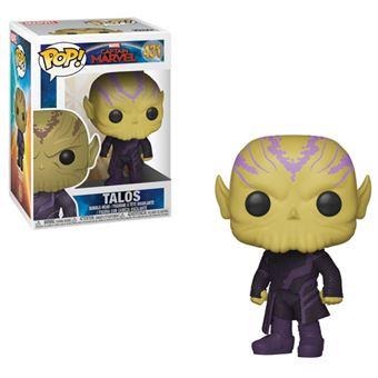Funko Pop! Captain Marvel: Talos - 431