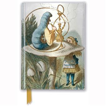 Caderno Pautado Flame Tree - Alice in Wonderland