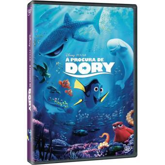 À Procura de Dory (DVD)