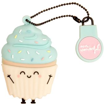 Pen USB Mr. Wonderful 16GB - Cupcake