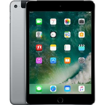 Apple Ipad Mini 4 32gb Wi Fi Cellular Cinzento Sideral Ipad Compra Na Fnac Pt