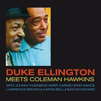 Meets Coleman Hawkins - CD