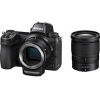 Nikon Z6 + NIKKOR Z 24-70mm f/4 S + Adaptador de Encaixe FTZ