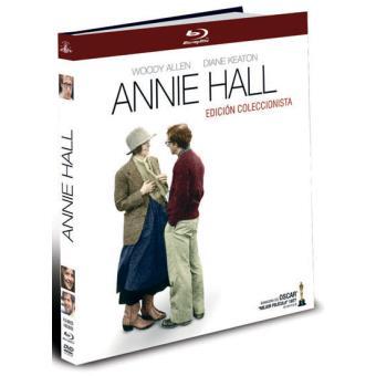 Annie Hall (Blu-ray + Livro)