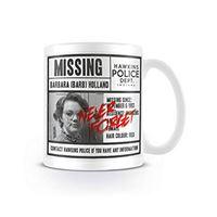 Caneca Stranger Things: Missing Barb