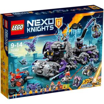 LEGO Nexo Knights 70352 Quartel-general de Jestro