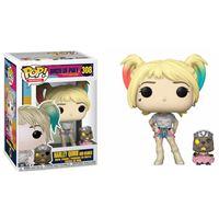 Funko Pop! Birds of Prey: Harley Quinn and Beaver - 308