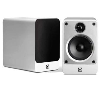 Q Acoustics Colunas Concept 20 Branco Lacado