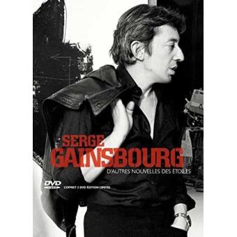 Serge Gainsbourg: D'autres Nouvelles Des E'toiles: Anthologie 1958-1989 (2DVD)