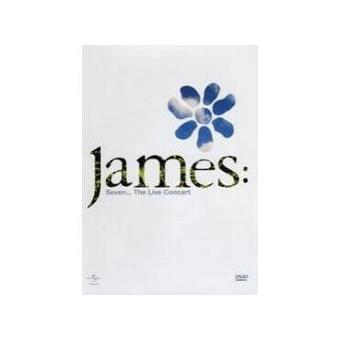 James - Seven... The Live Concert