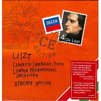 Liszt | Complete Symphonic Poems (4CD)