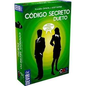 Código Secreto Dueto - Devir